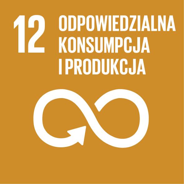 12. Odpowiedzialna konsumpcja i produkcja