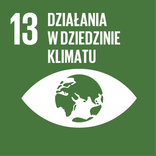 13. Działania w dziedzinie klimatu