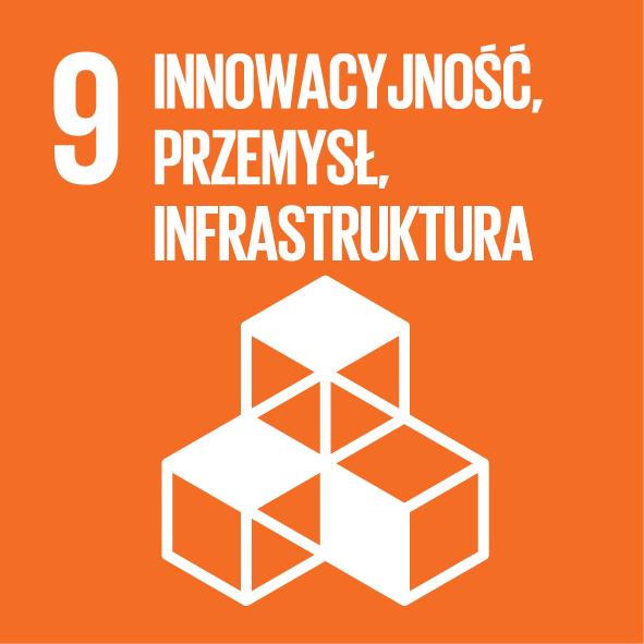 9. Innowacyjność, przemysł, infrastruktura