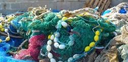 Recykling zużytego sprzętu rybackiego