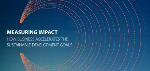 Measuring Impact. How Business Accelerates the SDGs