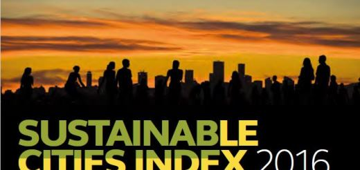 Sustainable Cities Index 2016