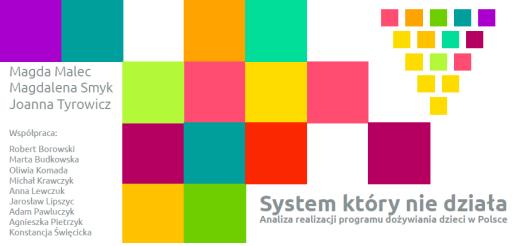 System, który nie działa. Analiza realizacji programu dożywiania dzieci w Polsce