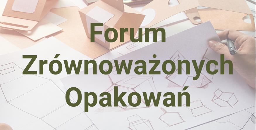 Forum Zrównoważonych Opakowań
