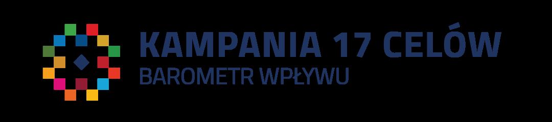 Kampania 17 Celów: Barometr wpływu – logo