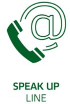 System Zgłaszania Nieprawidłowości SPEAK  UP