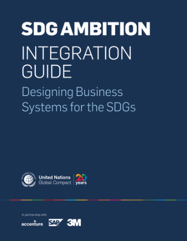 Integration Guide: Designing Business Systems for the SDGs