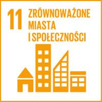 11. Zrównoważone miasta i społeczności