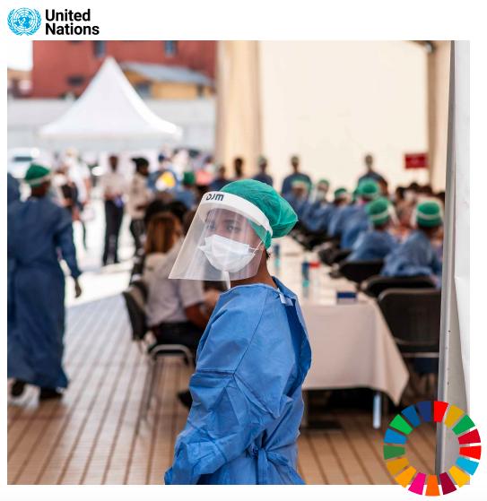 Sustainable Development Goals Report 2020: elektrośmieci, a zrównoważona konsumpcja