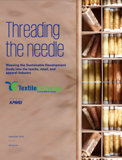 Threading the needle: Weaving the Sustainable Development Goals into the textile, retail, and apparel industry