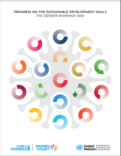 Progress on the Sustainable Development Goals: The gender snapshot 2020