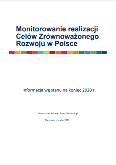Monitorowanie realizacji Celów Zrównoważonego Rozwoju w Polsce