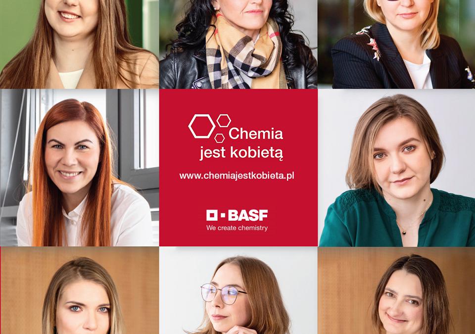Kampania Społeczna Chemia jest Kobietą
