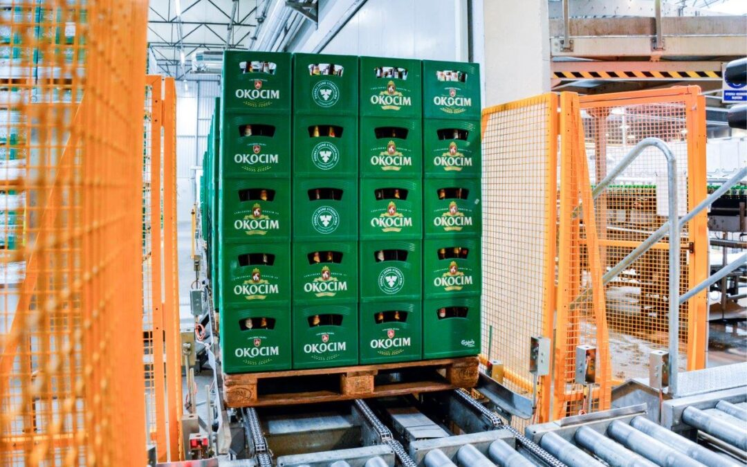 Zrównoważona Logistyka w Carlsberg Polska