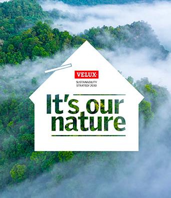 Velux: strategia zrównoważonego rozwoju