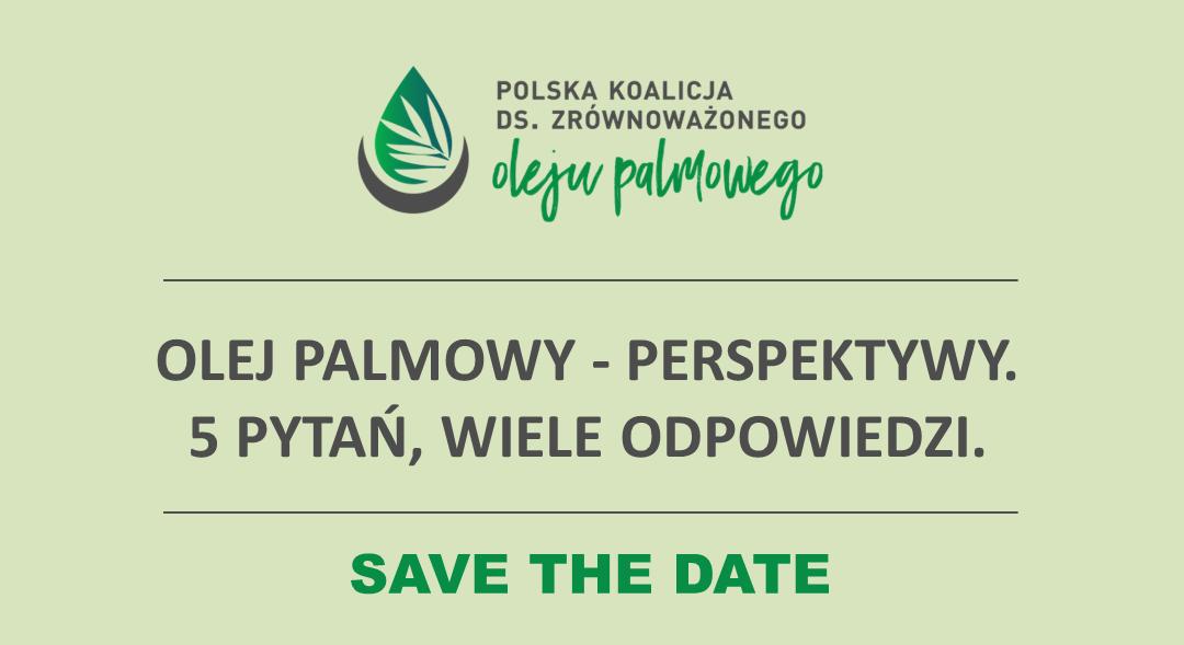 Olej palmowy – perspektywy. 5 pytań, wiele odpowiedzi.