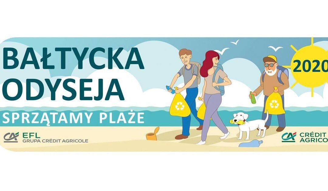Bałtycka Odyseja (2020) – zwrócenie uwagi na problem śmieci na polskich plażach
