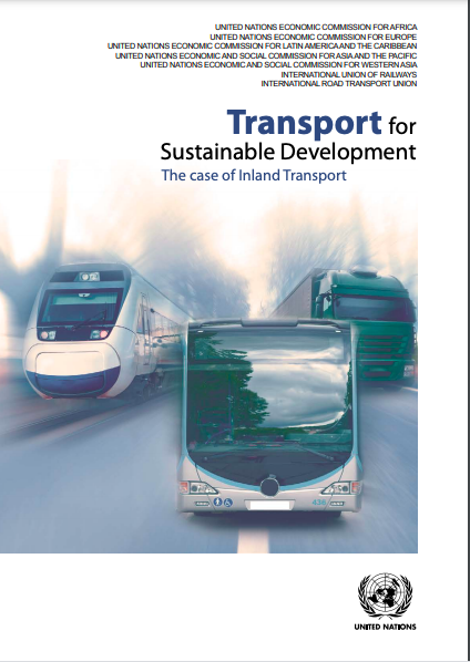 Transport for sustainable development: the case of inland transport
