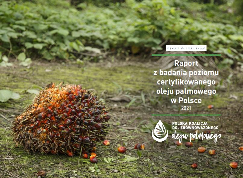 Olej palmowy na rynku polskim, 2020
